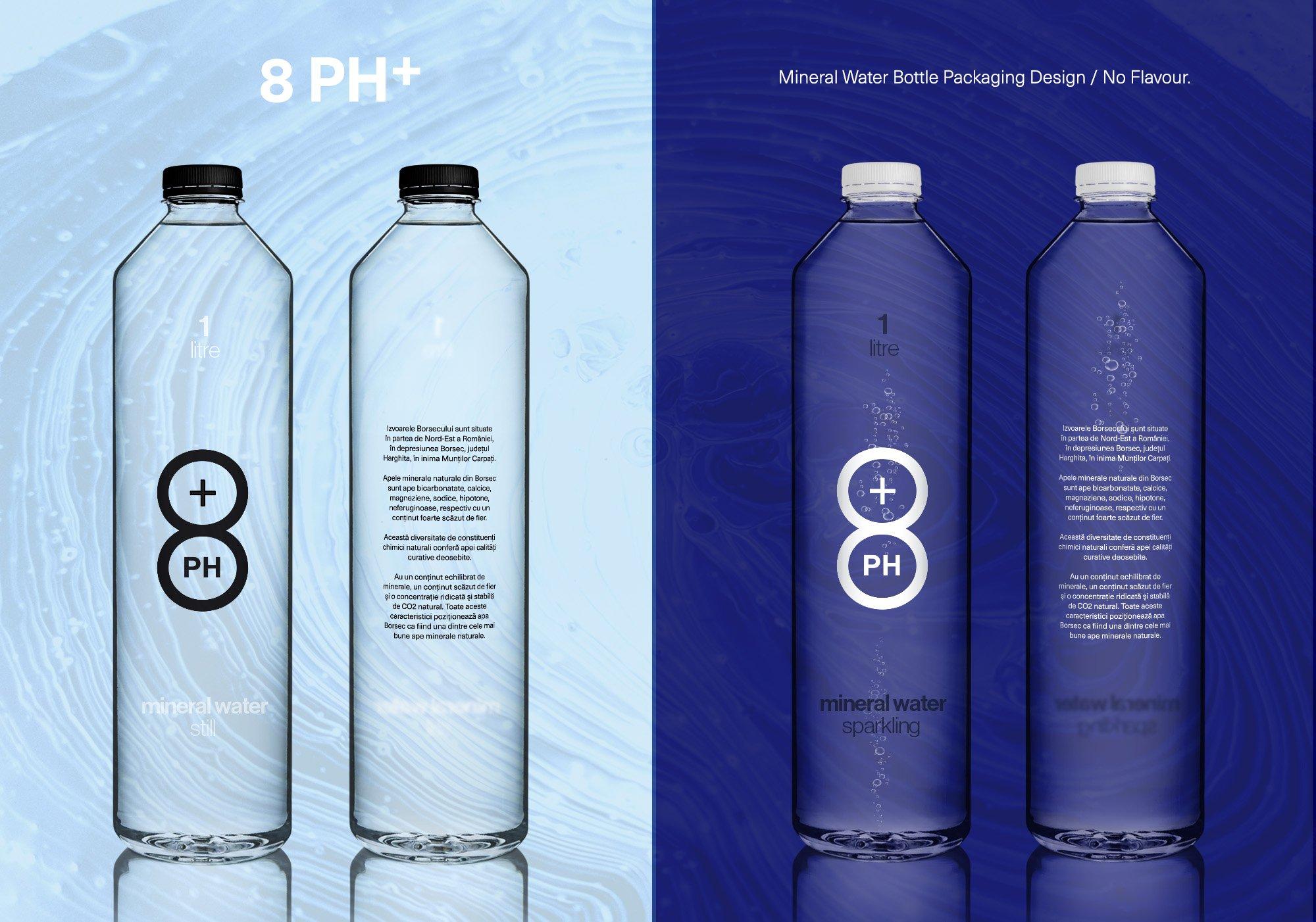 Water Bottle PLAIN