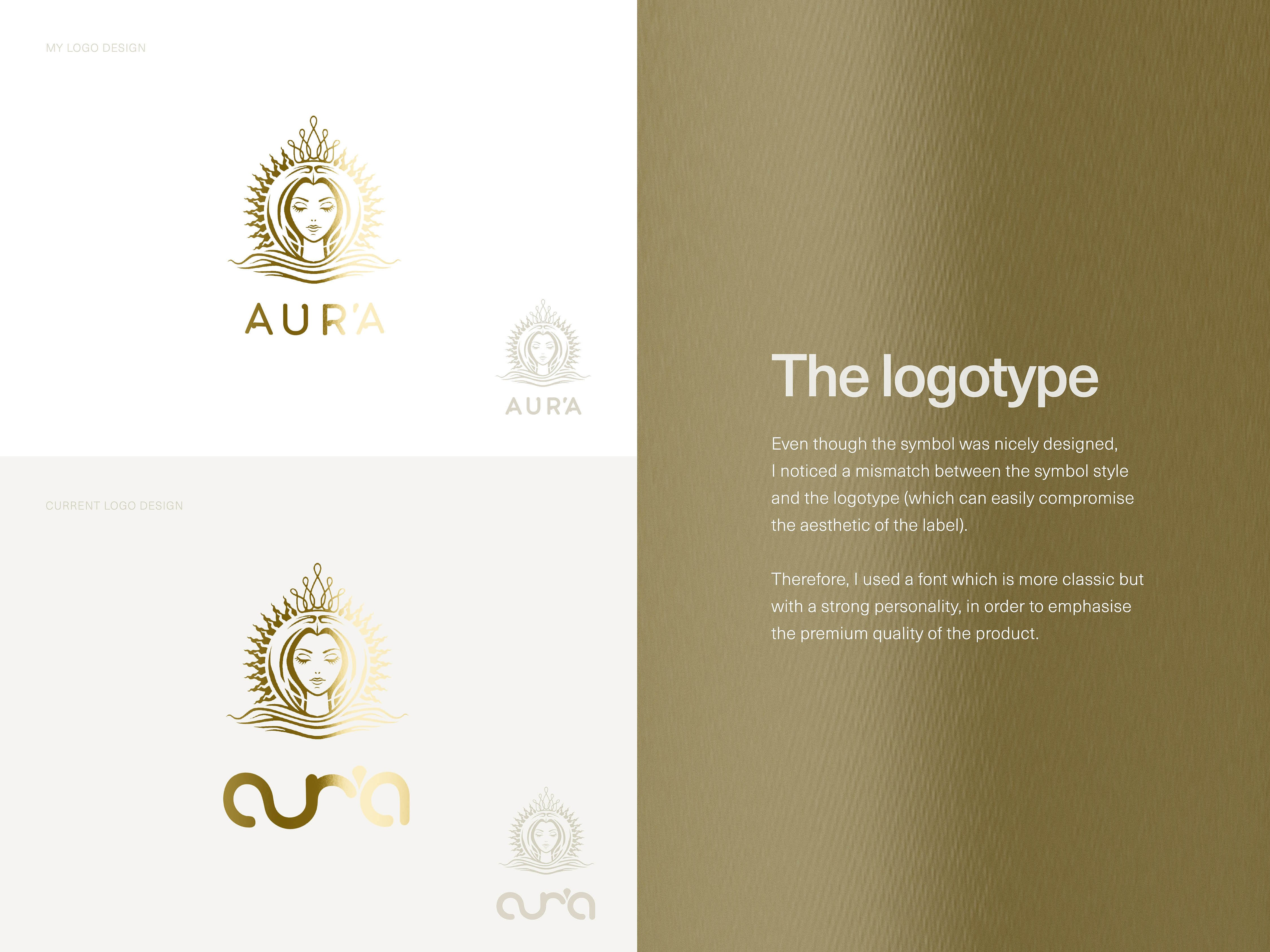 AURA GOLD WATERR_LOGO